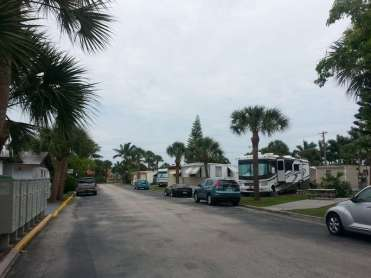 Lucky Clover RV and Mobile Home Park in Melbourne Florida4