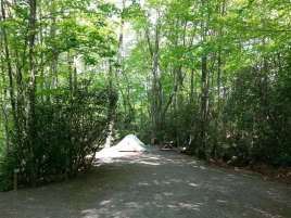 Mama Gerties Hideaway Campground in Swannanoa North Carolina12