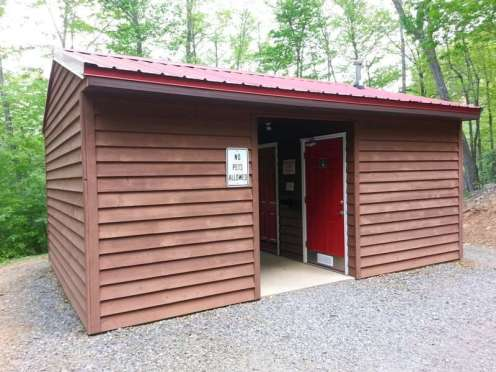 Mama Gerties Hideaway Campground in Swannanoa North Carolina14