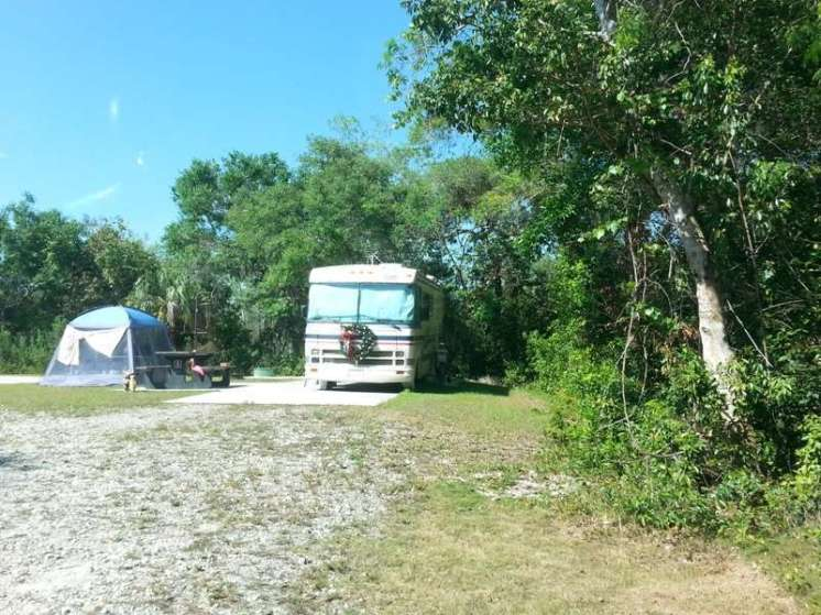 Mitchell's Landing Campground in Big Cypress National Preserve6