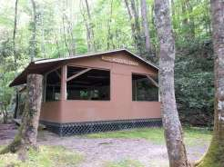 Moonshine Creek Campground in Sylva North Carolina06