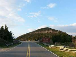 Mount Mitchell State Park Campground in Burnsville North Carolina001