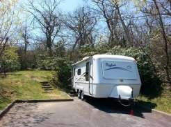 Mt Pisgah Campground in Canton North Carolina08