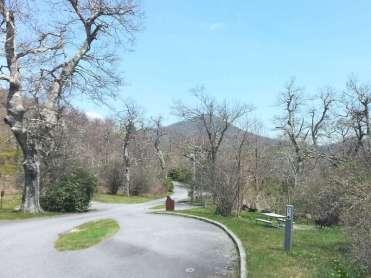 Mt Pisgah Campground in Canton North Carolina10