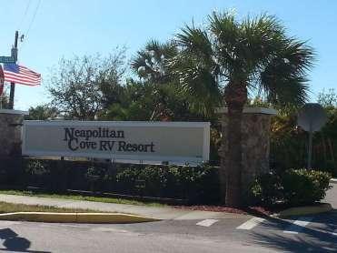 Neapolitan Cove RV Resort in Naples Florida1