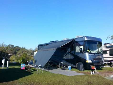 Oak Haven Mobile Home and RV Park in Arcadia Florida2