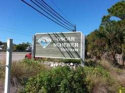 Oscar Scherer State Park in Osprey Florida1
