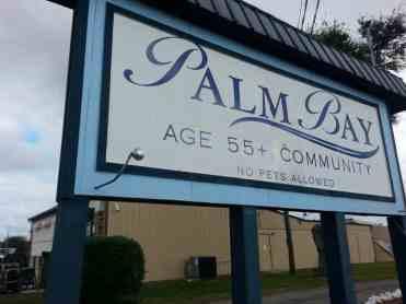 Palm Bay RV Park in Palmetto Florida1