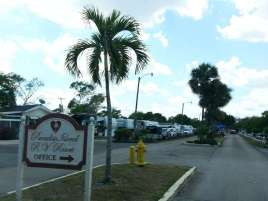 Paradise Island RV Resort in Fort Lauderdale Florida1