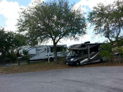 Paradise Island RV Resort in Fort Lauderdale Florida2