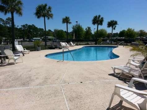 Pecan Park RV Resort & Flea Market in Jacksonville Florida2