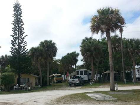 Pitchford's By The Sea RV Park in Jensen Beach Florida2