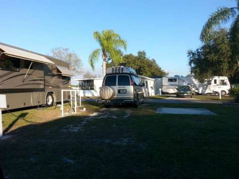 Pleasant Lake RV Resort in Bradenton Florida2