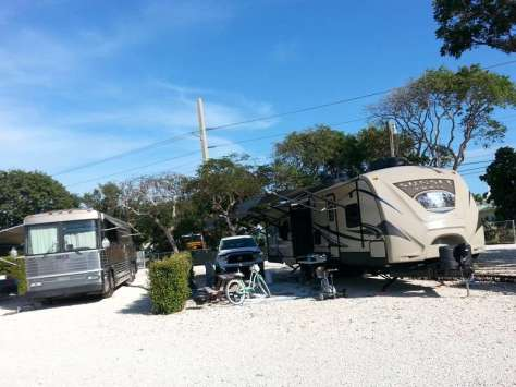 Point Of View Key Largo RV Resort in Key Largo Florida5