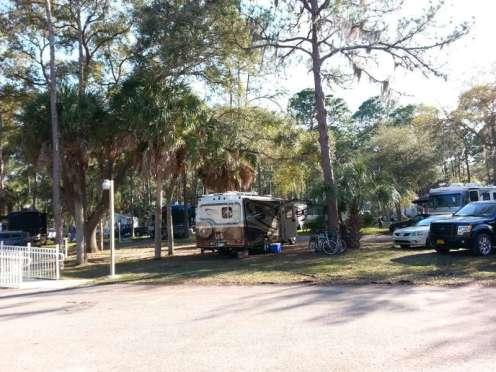 Ramblers Rest Resort in Venice Florida4