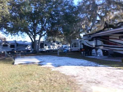 Riverside Rv Resort And Campground Arcadia Florida Rv