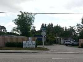 Ronny's RV Ranch & Mobile Home Park in Stuart Florida1