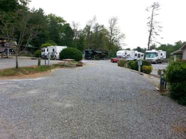 Rutledge Lake RV Resort in Fletcher North Carolina05