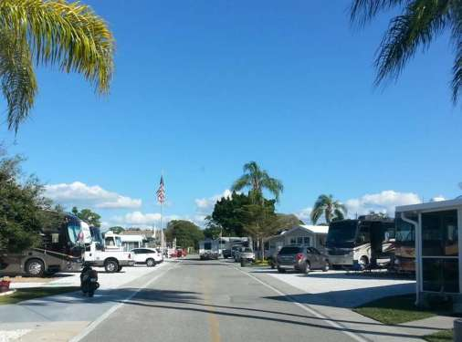 Sarasota Sunny South RV & Mobile Home Resort in Sarasota Florida1