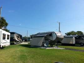 Seminole Park for RVs in Hollywood Florida1
