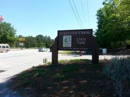 Sesquicentennial State Park in Columbia South Carolina1
