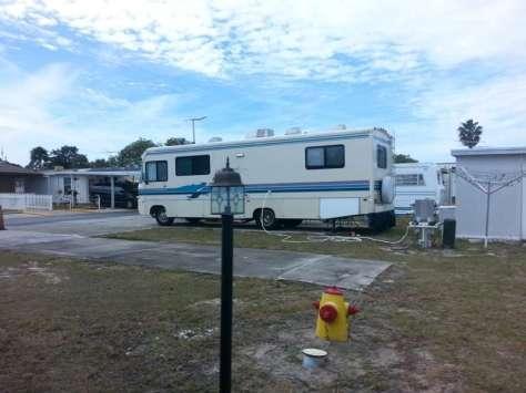 Seven Oaks Travel Resort in Hudson Florida2