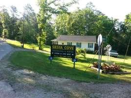 Siesta Cove Marina & Campground in Gilbert South Carolina1