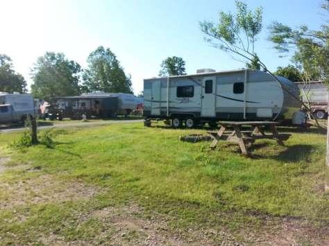 Siesta Cove Marina & Campground in Gilbert South Carolina2