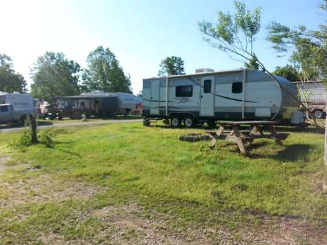 Siesta Cove Marina & Campground in Gilbert South Carolina2