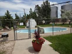 Sleepy H pool