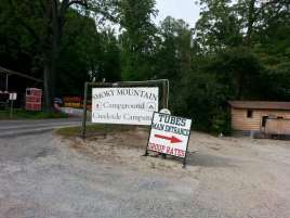 Smoky Mountain Campground in Bryson City North Carolina1