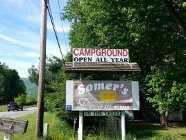 Somer's Dream RV Park in Waynesville North Carolina1