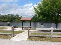 St. Lucie South COE Campground in Stuart Florida2