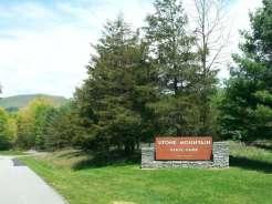 Stone Mountain State Park in Roaring Gap North Carolina1