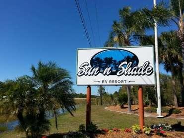 Sun-N-Shade RV Park in Punta Gorda Florida1