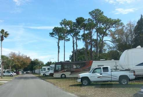 Sundance Lakes RV Resort in Port Richey Florida3
