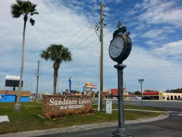 Sundance Lakes RV Resort in Port Richey Florida4