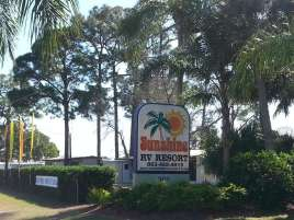 Sunshine RV Resort in Lake Placid Florida1