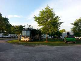 The Barnyard RV Park in Lexington South Carolina01