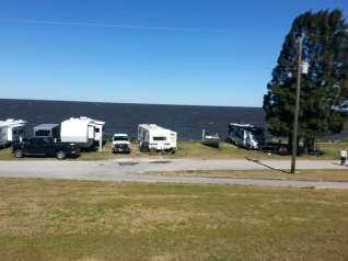 The Pahokee Marina Lake Okeechobee Campground4