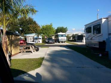 Tropical Gardens RV Park in Bradenton Florida1