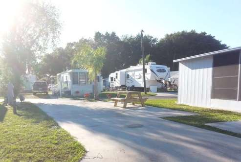 Tropical Gardens RV Park in Bradenton Florida3