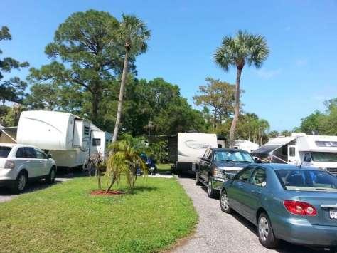 Vero Beach Kamp RV Park in Sebastian Florida2