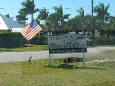 Water's Edge Motor Coach & RV Resort in Okeechobee Florida1