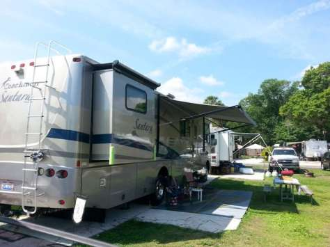 West Jupiter Camping Resort in Jupiter Florida2