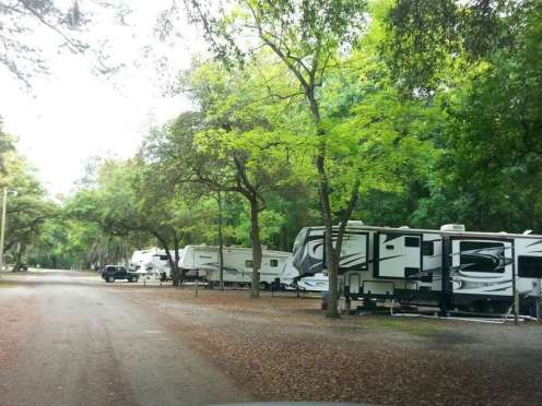 Whispering Pines RV Park in Rincon Georgia3