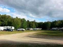 White Birches Camping Park in Gorham2