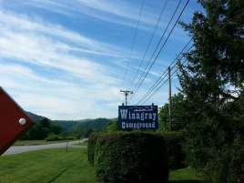 Winngray Campground in Waynesville North Carolina1