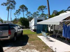Woodsmoke Camping Resort in Fort Myers Florida1