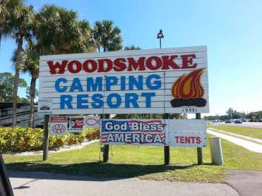 Woodsmoke Camping Resort in Fort Myers Florida4